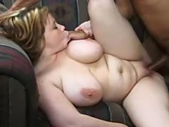 Chunky Lady Getting Laid