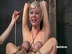 Cherry torn punished  free