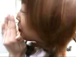 Amateur teen asian public BJ & hotel sex.