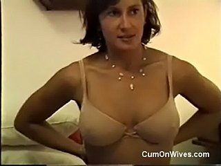 Slutty milf gives head  free