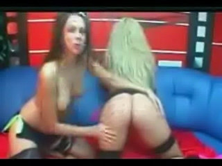 Perfect body lesbian teens fucking on webcam  free