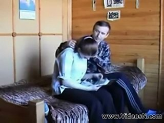 Hot russian girl homemade sex video  free