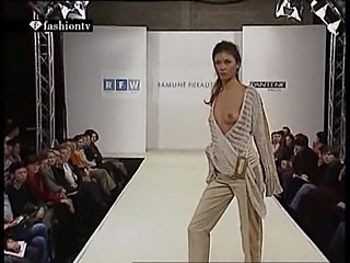 Best of fashion tv - part 5 - model oops  free