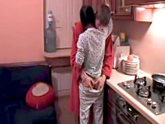 Petite teen girlfriend fucked at home