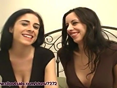 Mean Sisters small penis jack off instructions