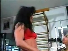 Female Muscle Bodybuilding Mature Women