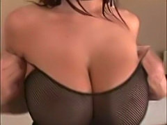 Mandingo + Gianna Michaels = the ultimate combination! Watch his massive member take on one the most talented new pornstars out there! Gianna plays with her nipples, licks her tits and rubs her pussy lips with a big clack dildo to prime that cunt for his