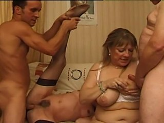 French Amateur Mature