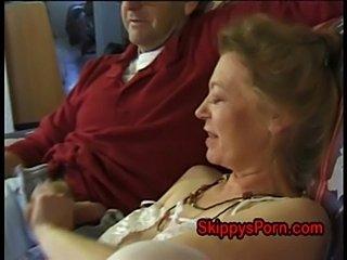 Grandma is a whore  free