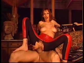 fetish nylons(scene from victoria blue)