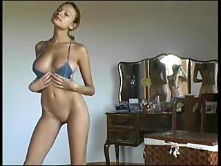 Hegre - Luba Bikini Babe stripping vid