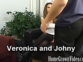 Horny milf takes a big cock in the ass
