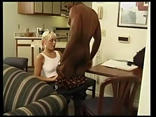 Interracial threesome with Layla Jade, Mandingo and Jack Napier.
