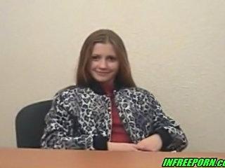 Judith Hot Teen Casting Porn