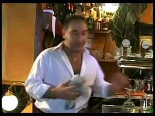 waitress and 3 dicks