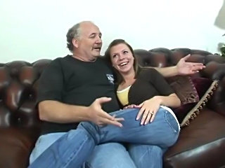 Cum watch Gary Lee as he fucks Lacie in every hole.