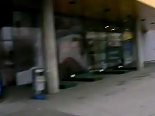 German's couple fuck at Ikea Store