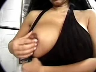 Devin Chang milks her tits and sucks and fucks some dude.