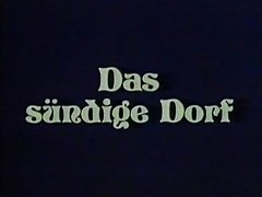 Vintage 70s german - Das suendige Dorf - cc79 - xHamster.com