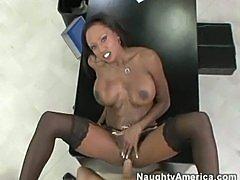 Hot Black Chick Classic Fuck