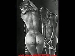 Classic Erotic Fetish Art