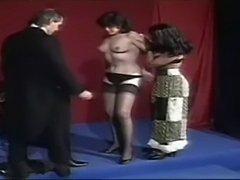Julia Chanel - Scene sur plateau + Bonus Jean Reno