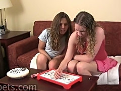 Hot sluts playing Naughty Operation