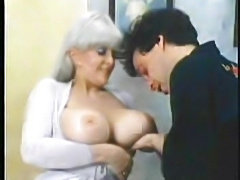 Mature Vintage Huge Boobs