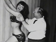 Betty Page The Naked Truth