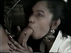 Euro chick get a huge facial