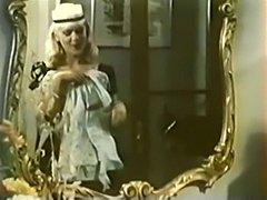Vintage: Neglige' und Spitzenhoschen 1979