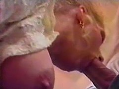 Vintage Office anal sex