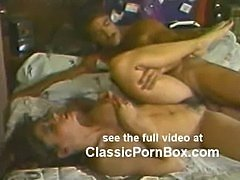Christy Canyon Take the First Dude Home
