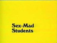 C-C Vintage Sex Mad Students