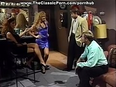 Classic tits fuck in the dressing room