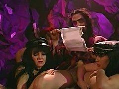 Hell's Hot Lesbian Sex