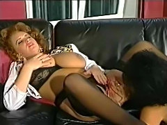 Georgina Lempkin - Classic Lesbian Scene.