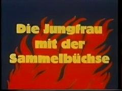 vintage 70s german - Die Jungfrau mit der Sammelbuechse - cc79