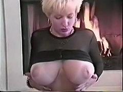 Danni's fantastic boobs.