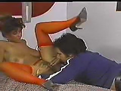 christy canyon & ron jeremy