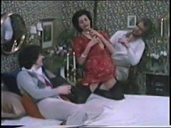 C-C Vintage Anal Inclination