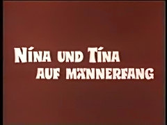 vintage 70s UK - Nina und Tina auf Maennerfang (german dub) - cc79