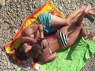 Voyeur sex beach 2 DR3