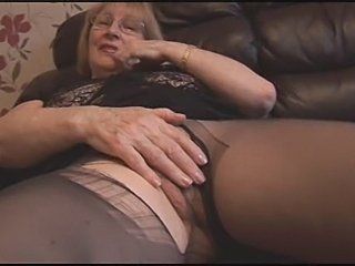 Granny Pantyhose Fingering