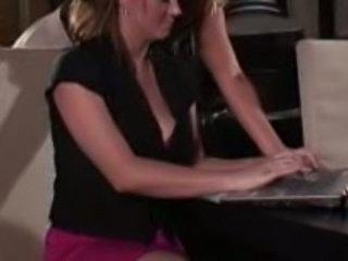 """""""Alanah Rae plays with Sara Stone"""""""