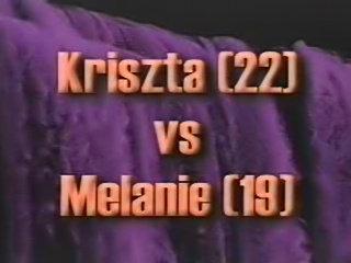 Melanie Vs Kriszta