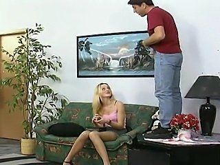 German Girl, fuck and piss..nasty Living Room.