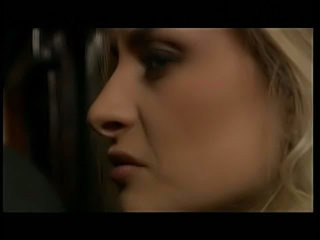 French blonde Ocean quick fuck on train