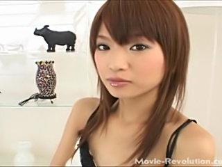 Asian cute boobs gal.