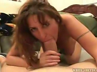 Horny Mom sucks big Dick and cunt drilling long sex